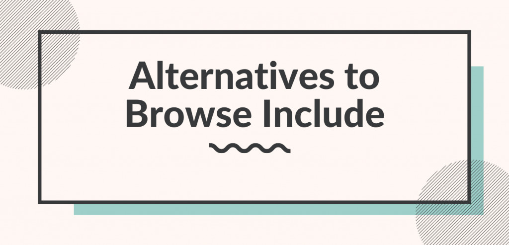 The Couple of Joining Alternatives to Browse Include