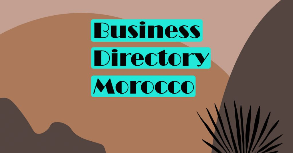 Business Directory in Morocco
